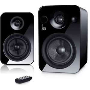 Roth OLi POWA-5 Active Speakers Black , Red Or White £99 @ TESCO DIRECT