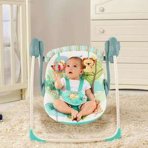 Bright starts playful pals baby swing - Tesco direct - Was £60 now £32.97