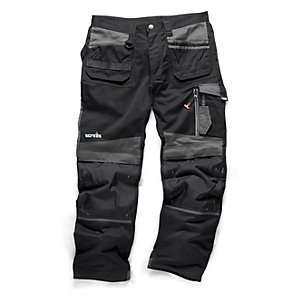 Scruffs 3d trade work trousers TWIN pack £46.99 @ Wickes