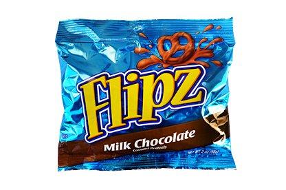 Milk Chocolate Pretzel Flipz £1.00 @ B&M