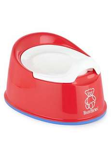 Baby Bjorn potties reduced at M&S Was £20.00 now £12.00