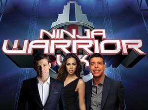 Watch recording of Ninja Warrior UK at Manchester
