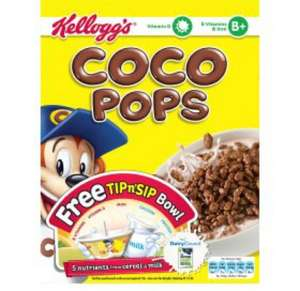 Coco Pops at Asda - 3 x 295g boxes for £3 !