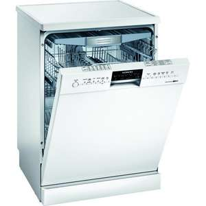 Siemens SN26M291GB iQ500 14 Place Setting Freestanding Dishwasher £289 Delivered (using code) @ The Gas Superstore