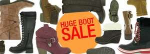 Rocket Dog Boot and Shoe Sale