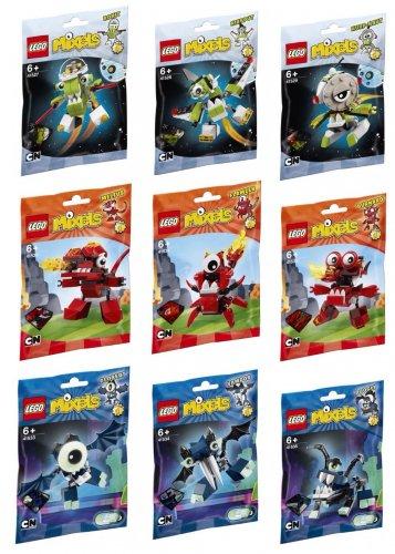 Lego Mixels series 4 £1.50 @ Sainsburys instore