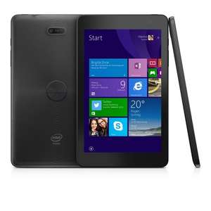 Dell Venue Pro 8 Tablet (1 Year Office 365 Personal) - £70.80 Delivered - Amazon.de