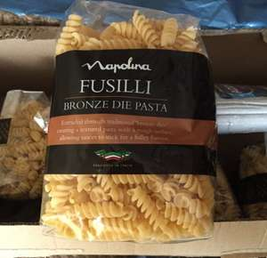 5 bags Napolina pasta 509g for £1 in centra