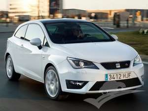 SEAT IBIZA SPORT COUPE SPECIAL EDITIO 1.4 Toca 3dr £8495 @ Drive The Deal