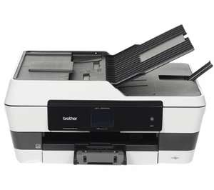 "** HURRY ** BROTHER MFC-J6520DW Wireless A3 All-in-One Inkjet Printer - Duplex - Automatic Document Feeder - Borderless Photo/Prints - 6.8"" LCD Screen - Best A3 Inkjet by a Mile! Was £250 Half Price £125.00 @ Currys"