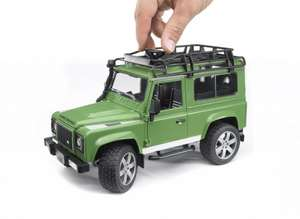Bruder Land Rover Defender Station Wagon £17.67 Delivered @ Amazon