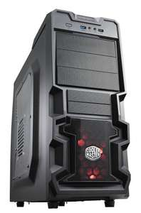 Cooler Master K-Series K380 USB3.0 Side Window Case for ATX PC - £23.99 @ Amazon