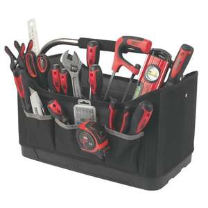 Screwfix Forge Steel General Tool Kit 56 Piece Set Reduced from £59.99 to £24.99 (with code) @ Screwfix