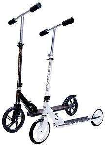 Adult iScoot X5 Push Kick Folding Scooter £37.99 & free delivery @ eBay/thinkprice