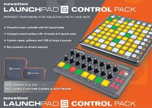 Novation Launchpad S Control Pack - £125.99 @ Juno Records