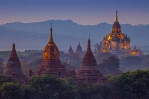Cheap Flights to Myanmar (Burma) Cathay Pacific £387.98 @ Crystal travel