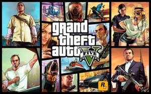 Grand theft Auto V for PC £10 off with code £29.20 @ GMG