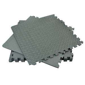Rolson 6 Piece Floor Mat Set - 120 x 180cm - £10 @ Halfords