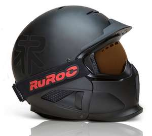 Ruroc RG1-X Helmets 40% off now from £148.99 delivered, was £244.99