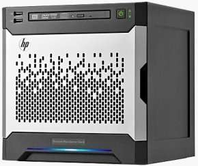 HP 4 bay MicroServer - better than any branded NAS - £179.99 (but £35.00 cashback - making it £144.99) @ Ebuyer