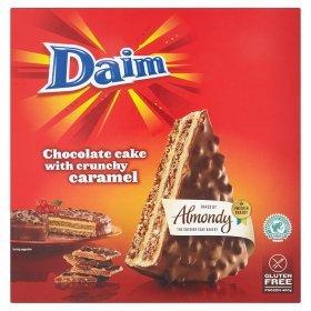 * Almondy Daim Chocolate Cake with Crunchy Caramel 400g Now £1.89 @ Asda *
