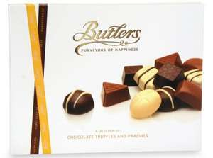 ** Butlers Chocolate Selection 320g now only £2.50 @ Waitrose **