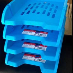 Home & Office Letter Tray £1.00 @ Poundland