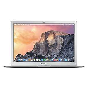 """Apple MacBook Air, MD760B/B, Intel Core i5, 128GB Flash Storage, 4GB RAM, 13.3"""" - £699.00 dld with 3 year guarantee - John Lewis - ALL CREDIT TO I LOVE BARGAINS FOR FINDING THIS DEAL"""