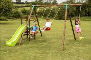 Little Tikes Hamburg Swing and Slide Gym Set £199.99 was £349.99 Toys r us In Store only