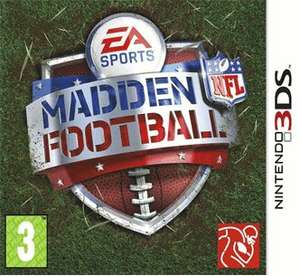 (3DS) Madden NFL Football - £2.75 Delivered - Gameseek