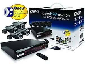 CCTV Kit with night vision £79.99 @ Maplin Ebay