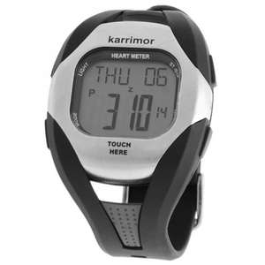 Half Price Karrimor Pedometers And Heart Rate Monitors delivered from £9.98 @ SportsDirect.com