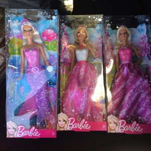 Barbie reduced to £3.00 @ Morrisons instore