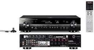 Yamaha RXS600D 5.1 Channel A/V Receiver £374.98 Directtvs DEL-£9.95