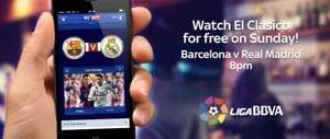 Watch La Liga, Eredivisie and MLS for free!