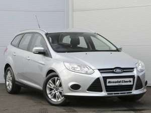 Arnold Clark Delivery Milage  Ford Focus   Tdci Edge Dr  To Choose From Nationwide