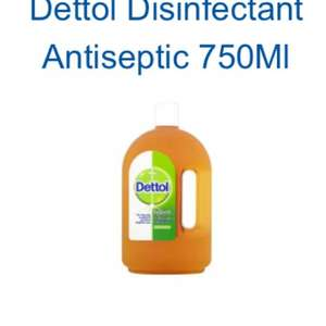 Dettol Disinfectant Antiseptic 750Ml £2.49 @ Home Bargains