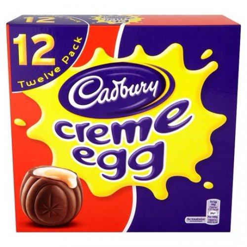 12 Creme Eggs £3 @ Sainsbury's Instore