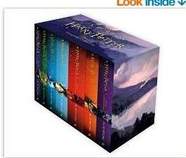 Harry Potter Box Set: The Complete Collection (Children's Paperback) £28 @ Amazon