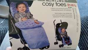 red kite blue cosy toes £6.50 @ Tesco INSTORE