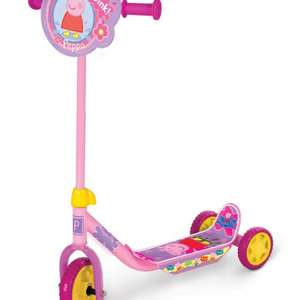 Peppa pig my first tri scooter £10 Instore at asda
