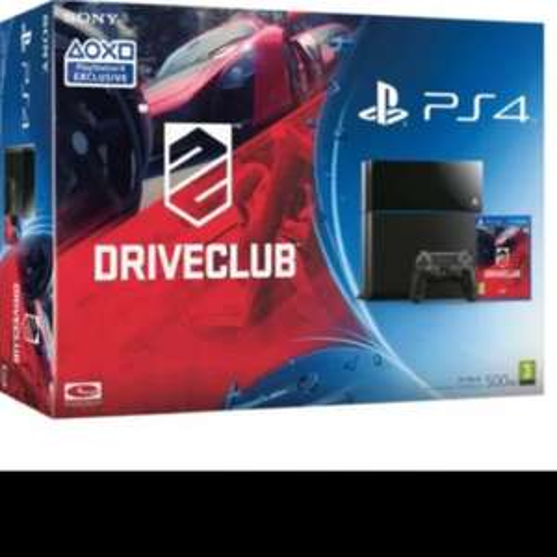 Sony Playstation 4 500gb Hdd Driveclub Console  £289.00 brand new @ tesco eBay