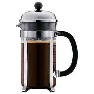 Bodum Chambord French coffee press cafetiere - 8 cup - 1 litre £6.25 Tesco instore