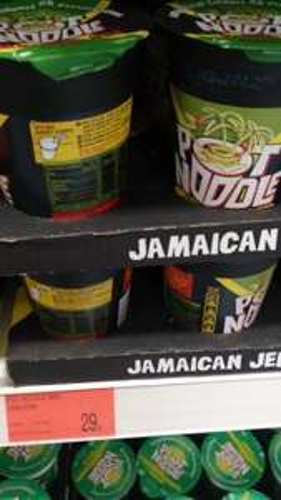 Jamaican Jerk Pot Noodle 29p @ B&M