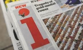 half-price week's trial i newspaper