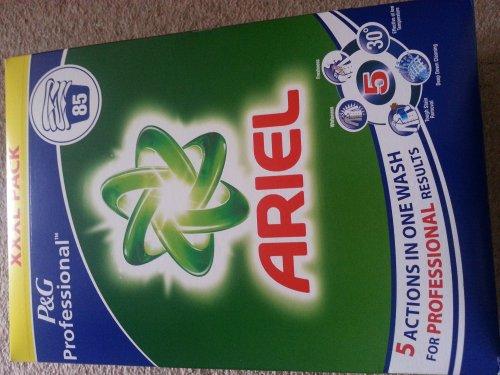 Ariel Washing Powder 85 washes £5 @ Asda