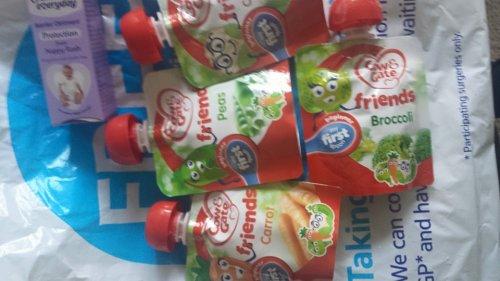Get free goodie bag from tesco pharmacies