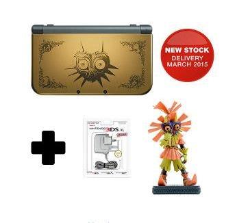 New Nintendo 3DS XL Majoras Mask 3D Edition @ Nintendo Store £209.99