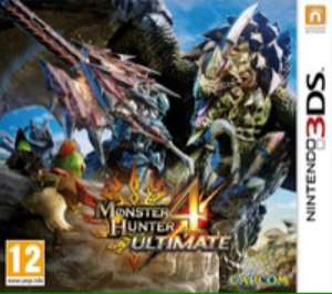 Monster Hunter 4 Ultimate (3DS) £22.45 Delivered @ TheGameCollection Via Rakuten (Using Code)