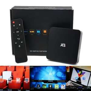 Android Smart Tv Box Amlogic Quad-core TV Box - Sold by Sourcingbay and Fulfilled by Amazon £39.99 Delivered